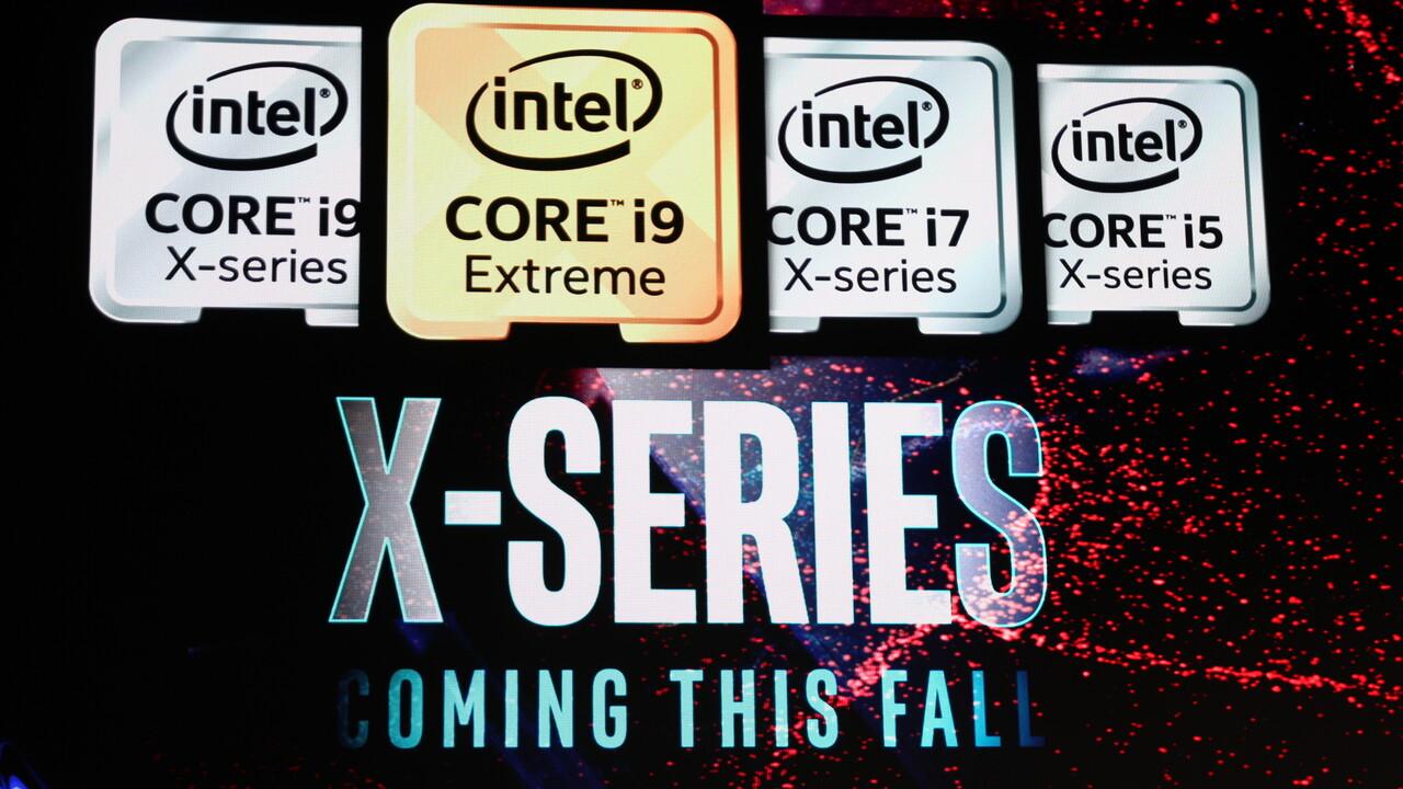 CPU-Gerüchte: Cascade Lake-X mit Core i9-10900X bis i9-10980XE