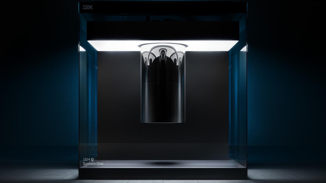Quantencomputer: IBM bringt erstes 53-Qubit-System ans Netz