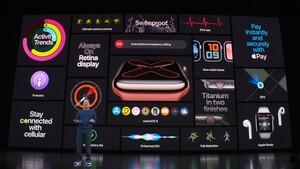 Apple Watch 5: Der S5-Prozessor gleicht dem S4 der Apple Watch 4