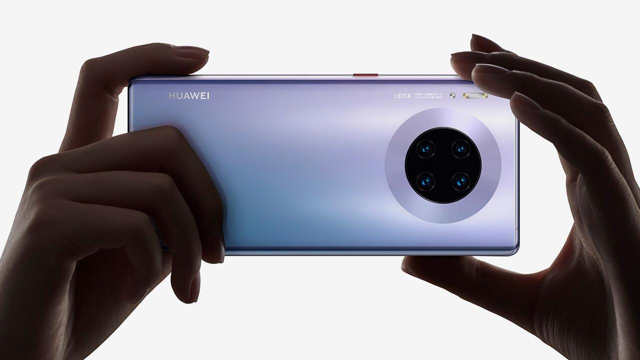 Huawei: Mate-30-Serie kommt ohne Google-Dienste nach Europa