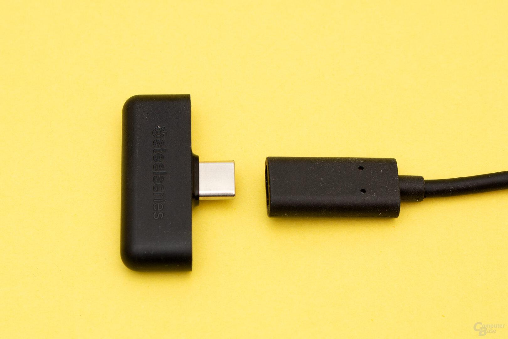 Der Funk-Dongle kann sowohl am PC wie auch an entsprechenden mobilen Geräten verwendet werden