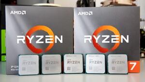 CPU-Gerüchte: AMD Ryzen 5 3500X für 140 Euro ab November