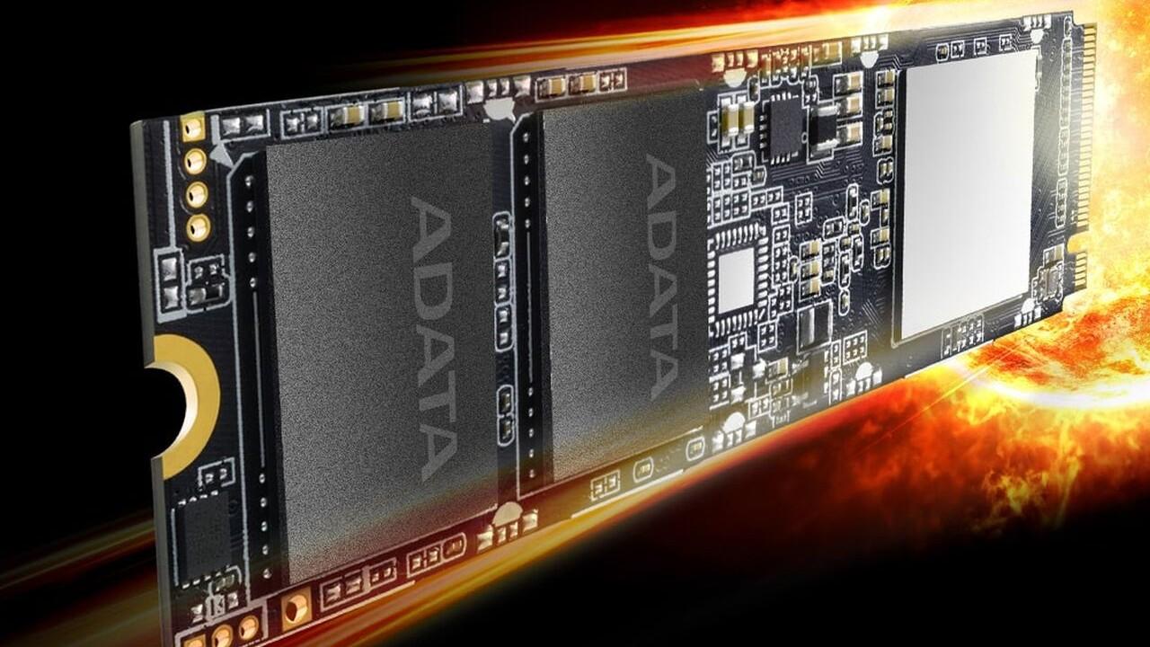 SX8100 mit Realtek-Controller: Adata hat nun acht PCIe-M.2-SSD-Serien zur Auswahl