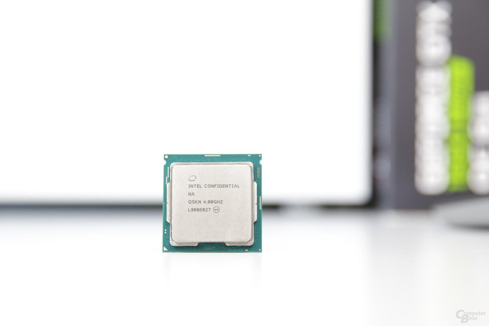 Der Intel Core i9-9900KS im Test