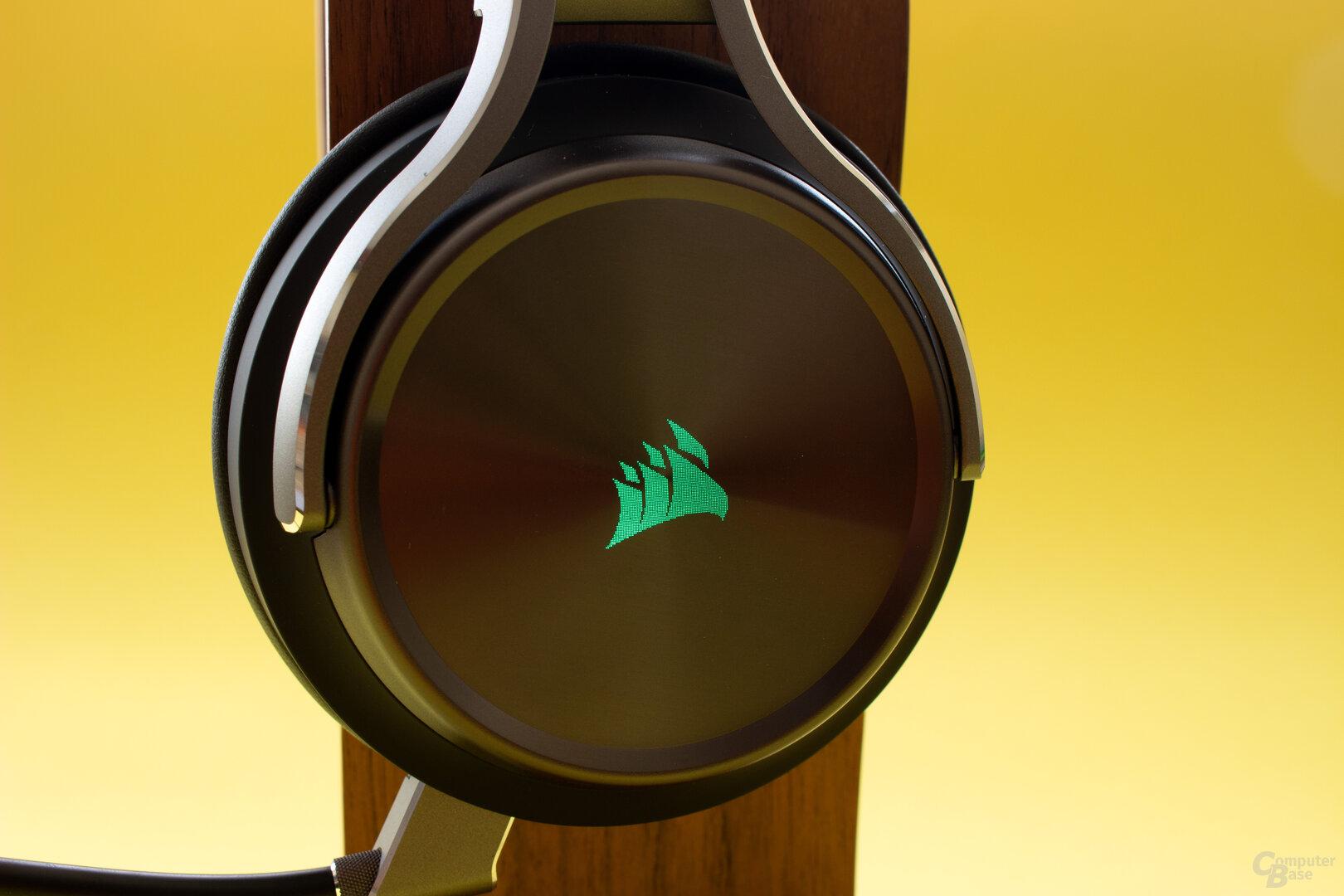 Corsairs neues Headset verfügt auch über dezente RGB-Spielereien