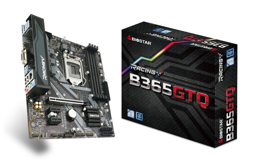 Biostar Racing B365GTQ