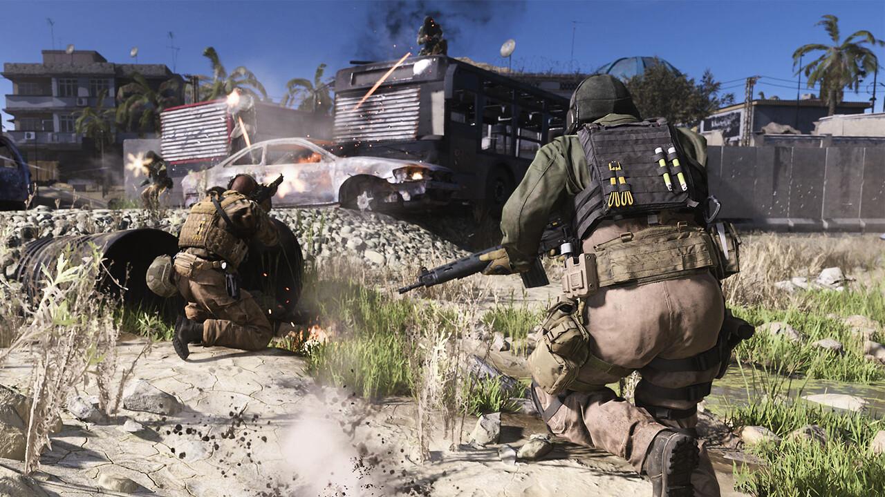Call of Duty: Modern Warfare: Schnell und spaßig zu unbekannten Kosten