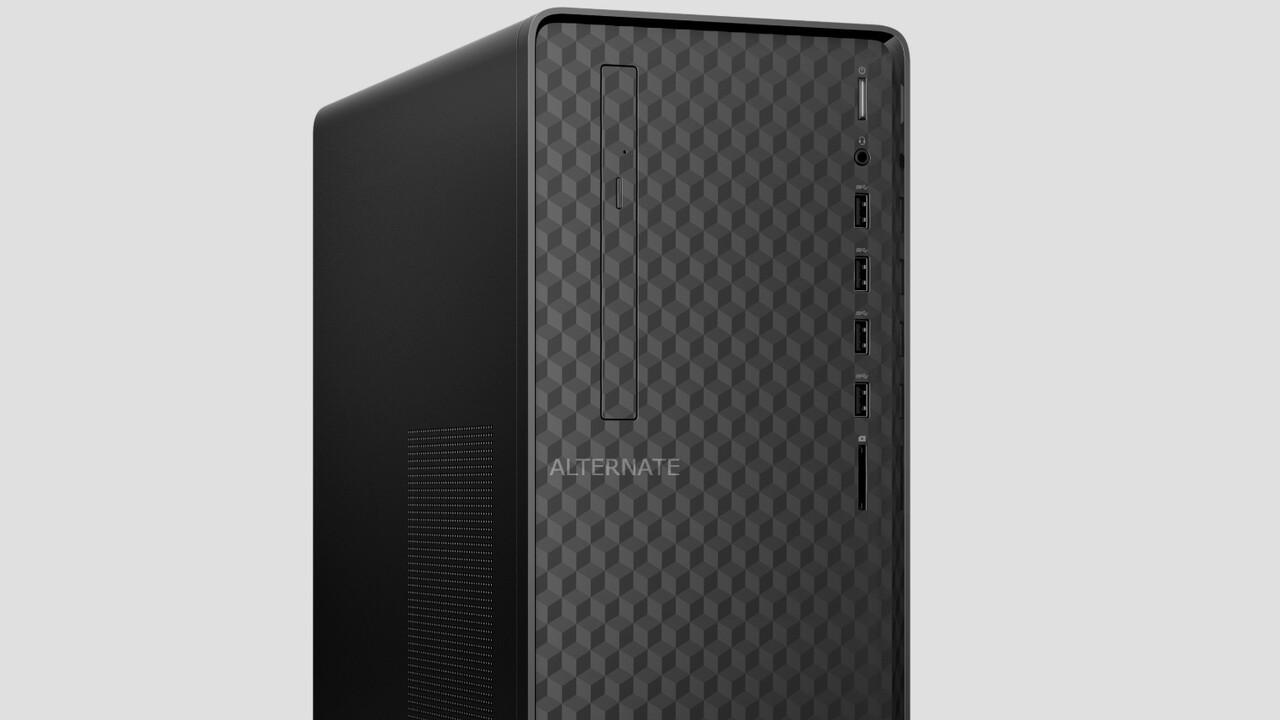 OEM-PCs: Radeon RX 5300XT und B550‑Chipsatz im Oktober