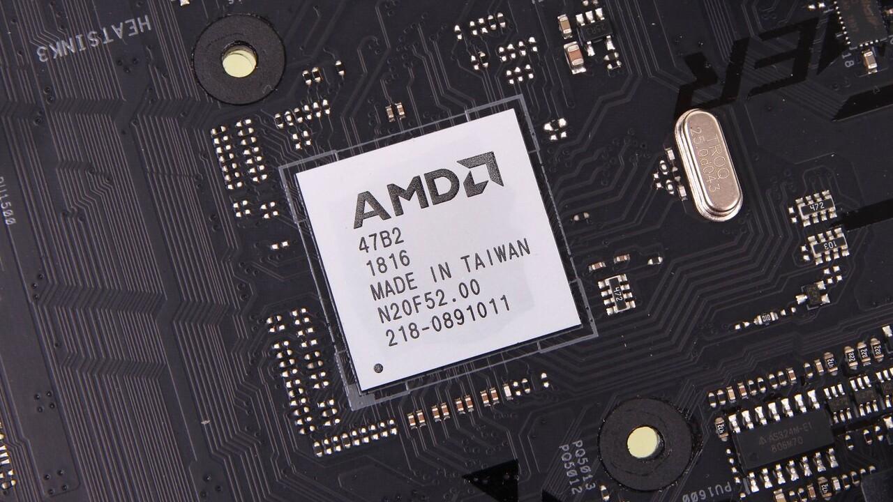 AMD-Mainboards: Die Spezifikationen des neuen B550-Chipsatzes