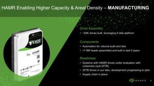 Seagate-Festplatten: HAMR-HDDs ab 2020 und Mach.2 in der Musterung