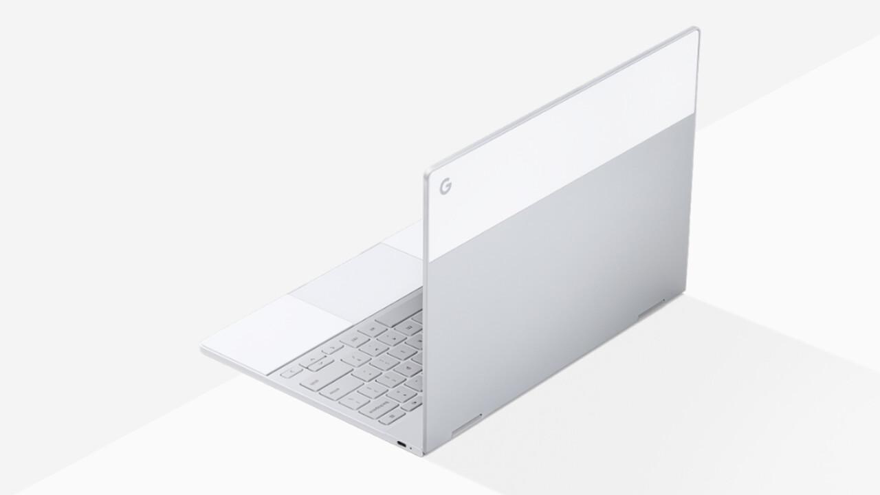 Google-Notebook: Das Pixelbook Go soll 13,3Zoll handlich verpacken