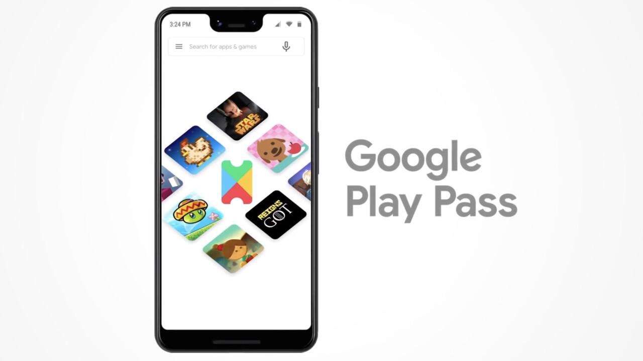 Google Play Pass: Werbefreies Spielen auf Android startet in den USA