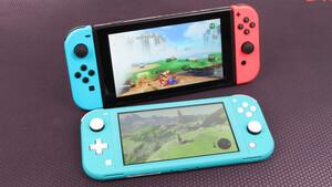 Nintendo Switch Lite im Test: Jetzt auch die beste Spielekonsole für unterwegs