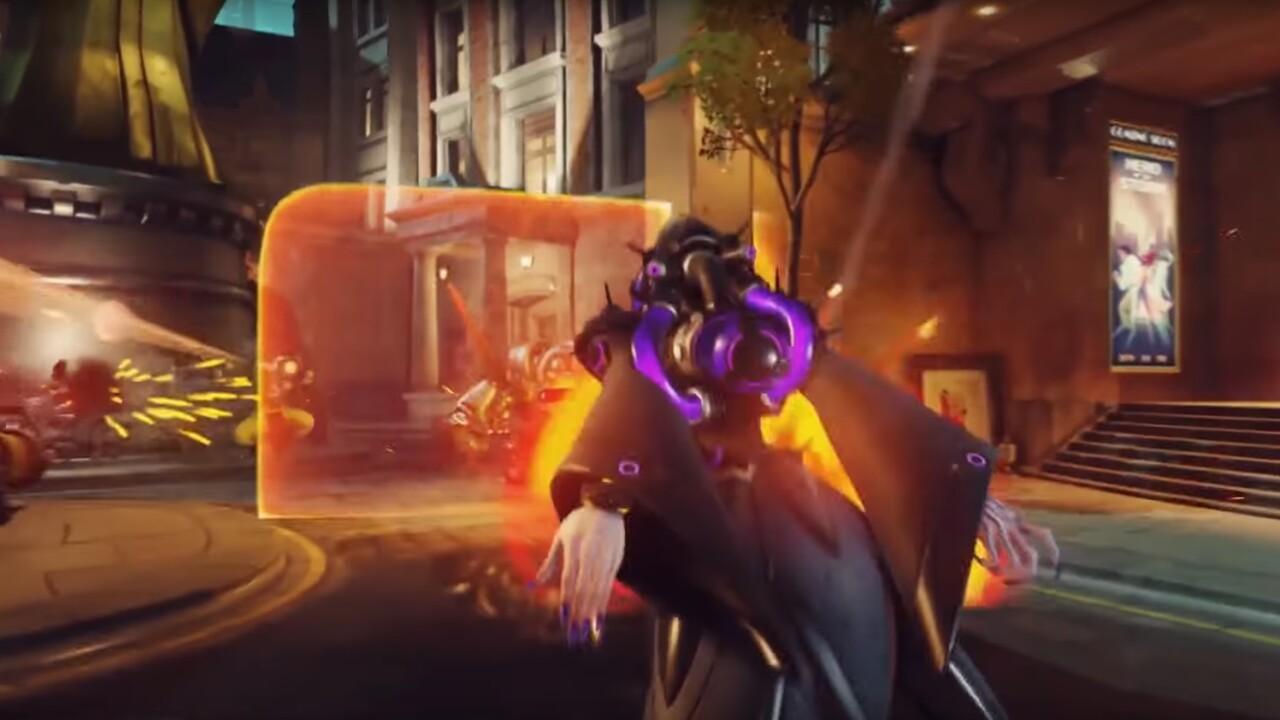 Overwatch: Modder steuert Moira via Xbox Kinect im Naruto-Run