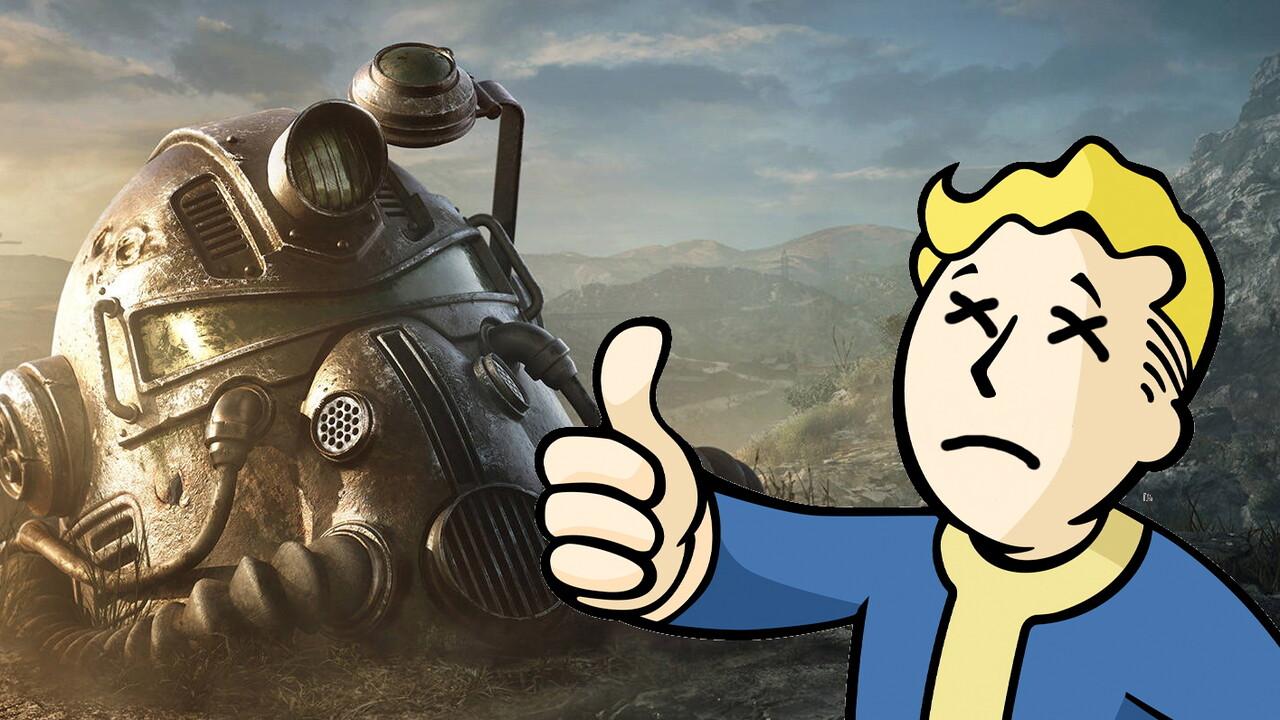 Fallout 76: Merchandise-Helm aus den USA kann schimmeln