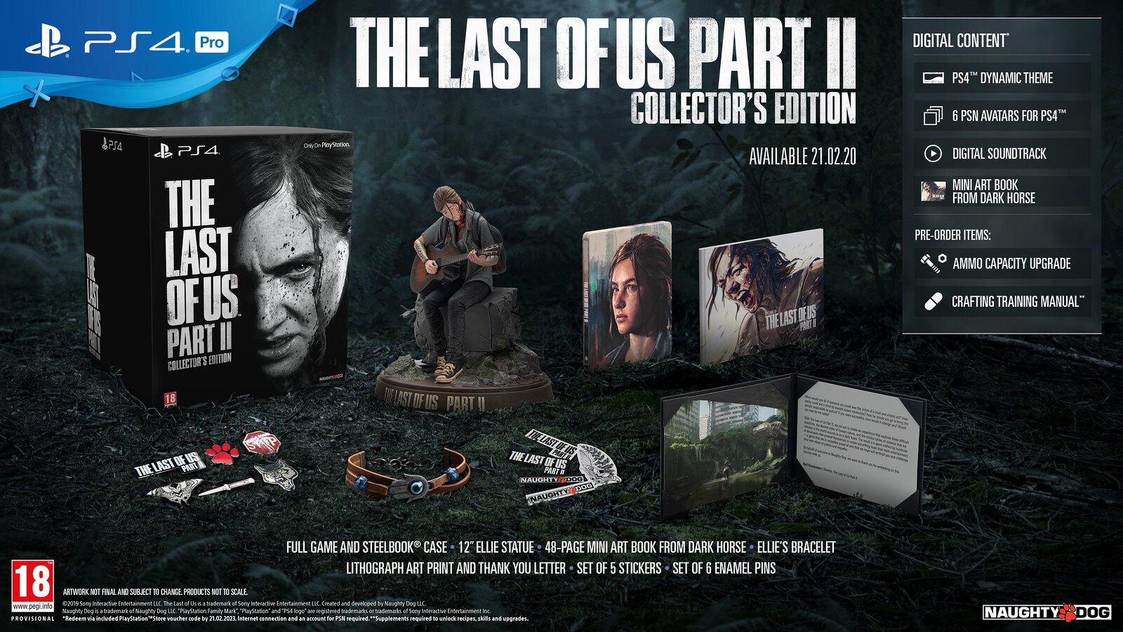 The Last of Us Part 2 – Collectors Edition