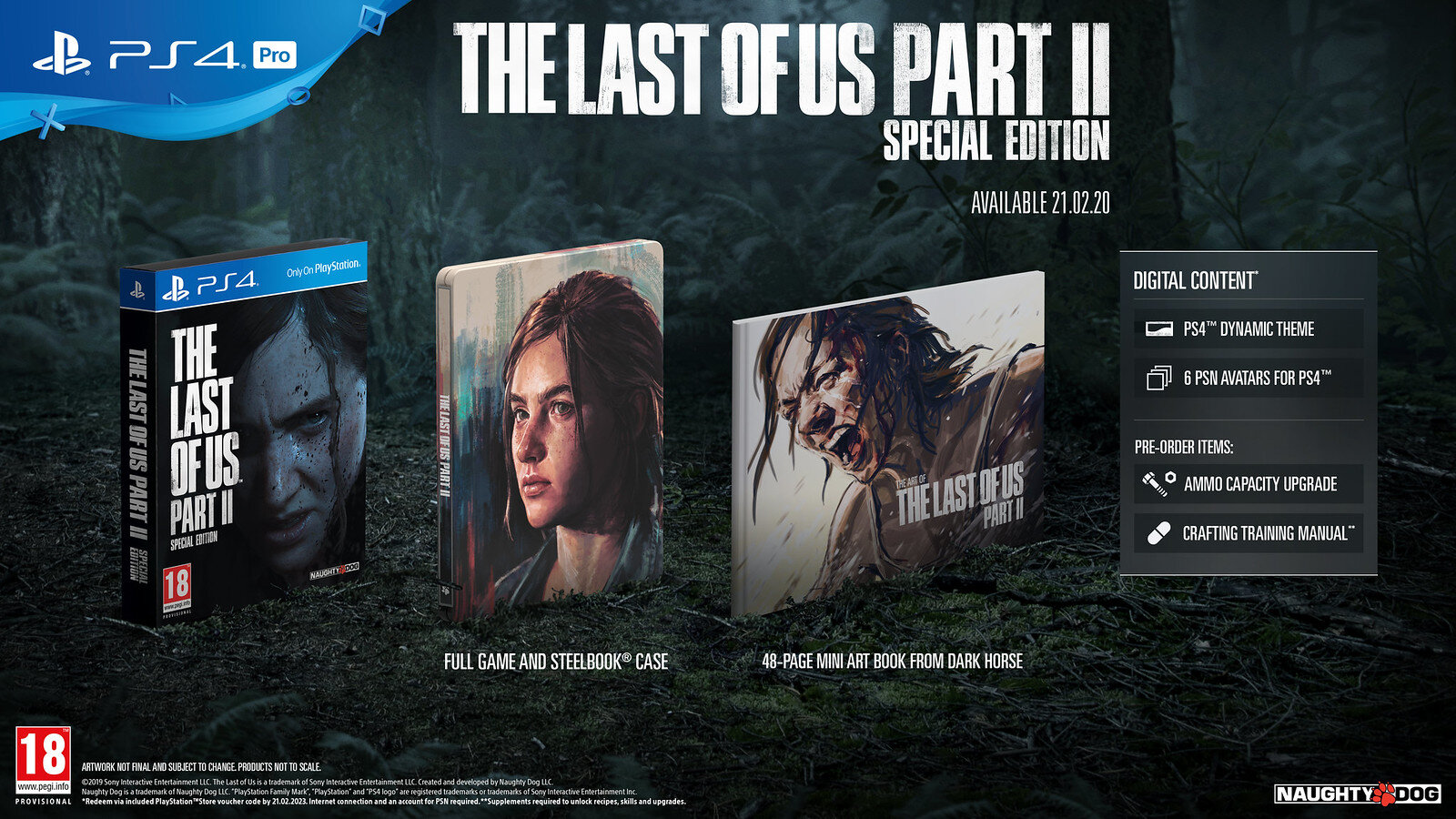 The Last of Us Part 2 – Special Edition