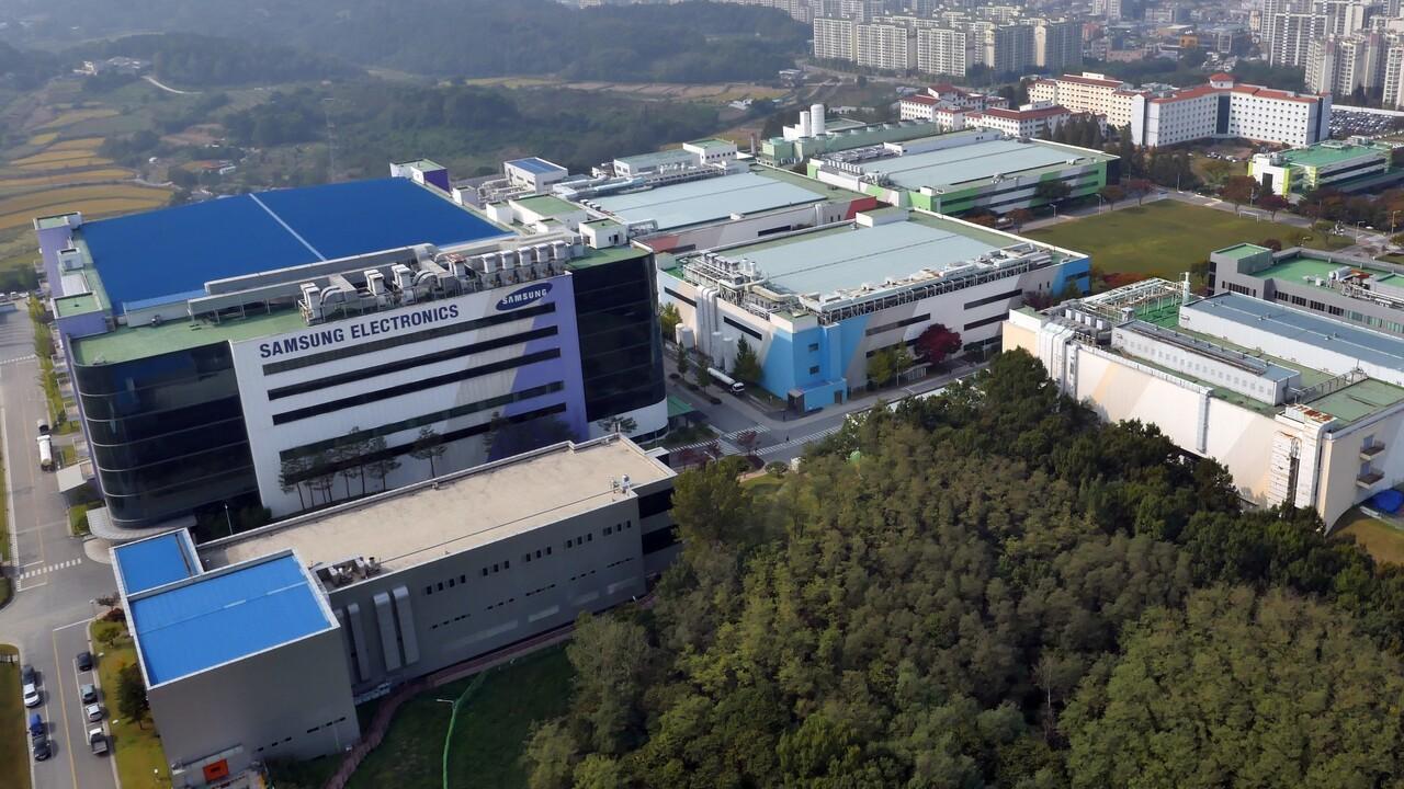 Displayfertigung: Samsung investiert 10,8 Mrd. US-Dollar in Fabriken