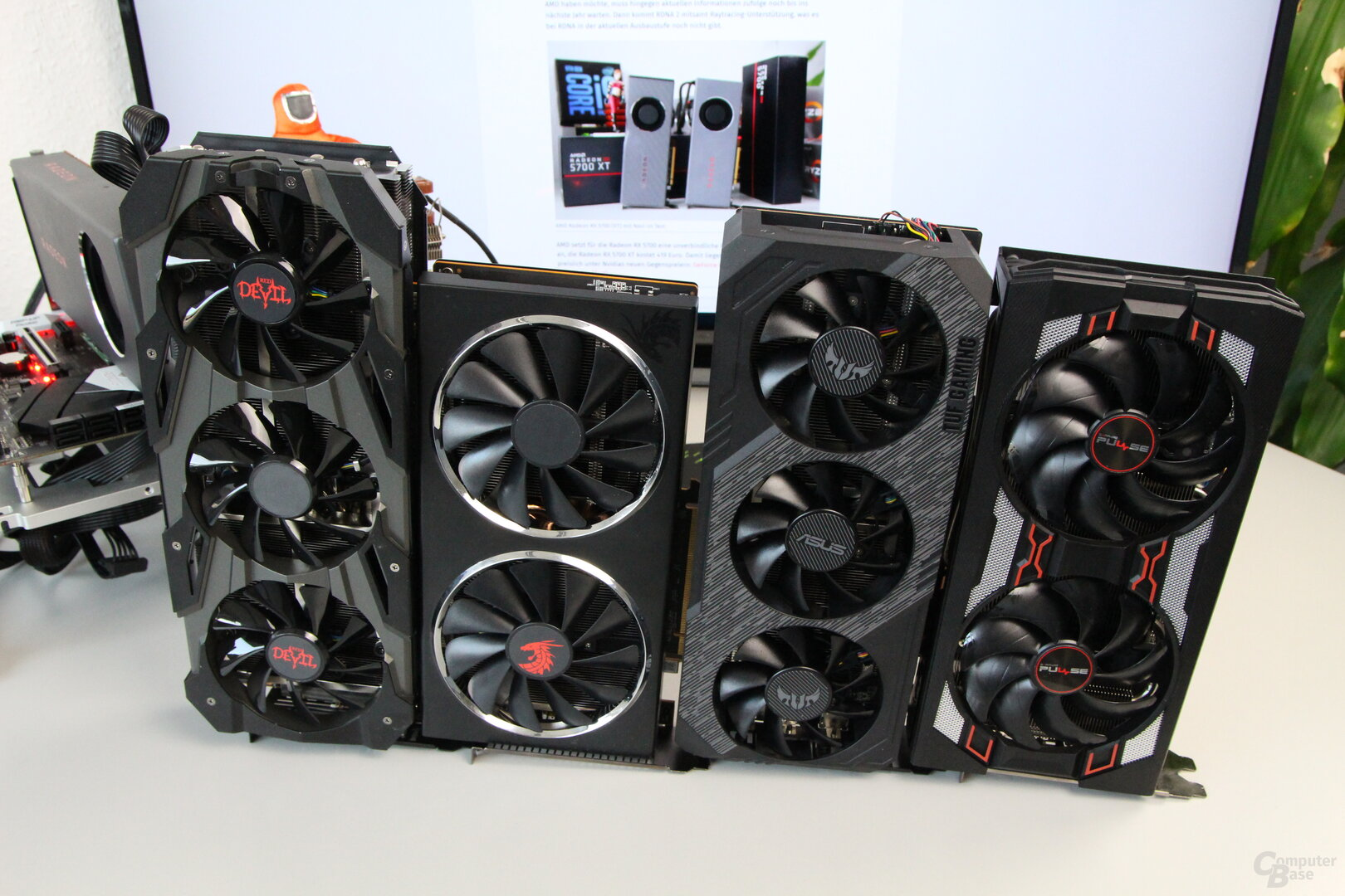 AMD Radeon RX 5700 Custom im Test