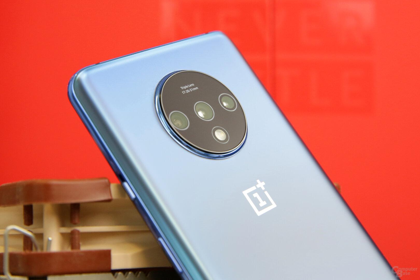 Triple-Kamera ähnlich wie im OnePlus 7 Pro