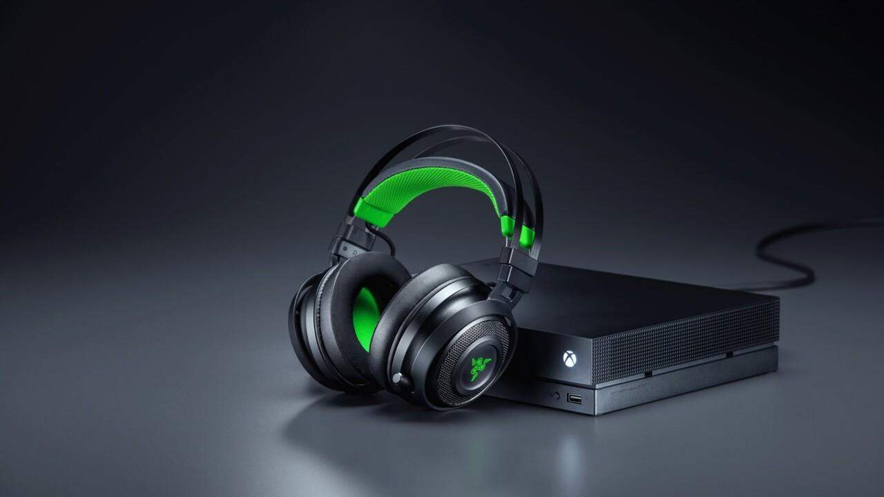 Razer Nari Ultimate: Drahtloses Vibrations-Headset erscheint für die Xbox One