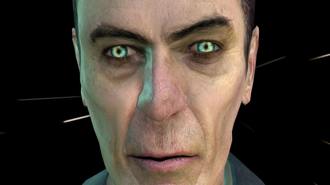 Half-Life 2: Alyx und Co können nach Patch blinzeln