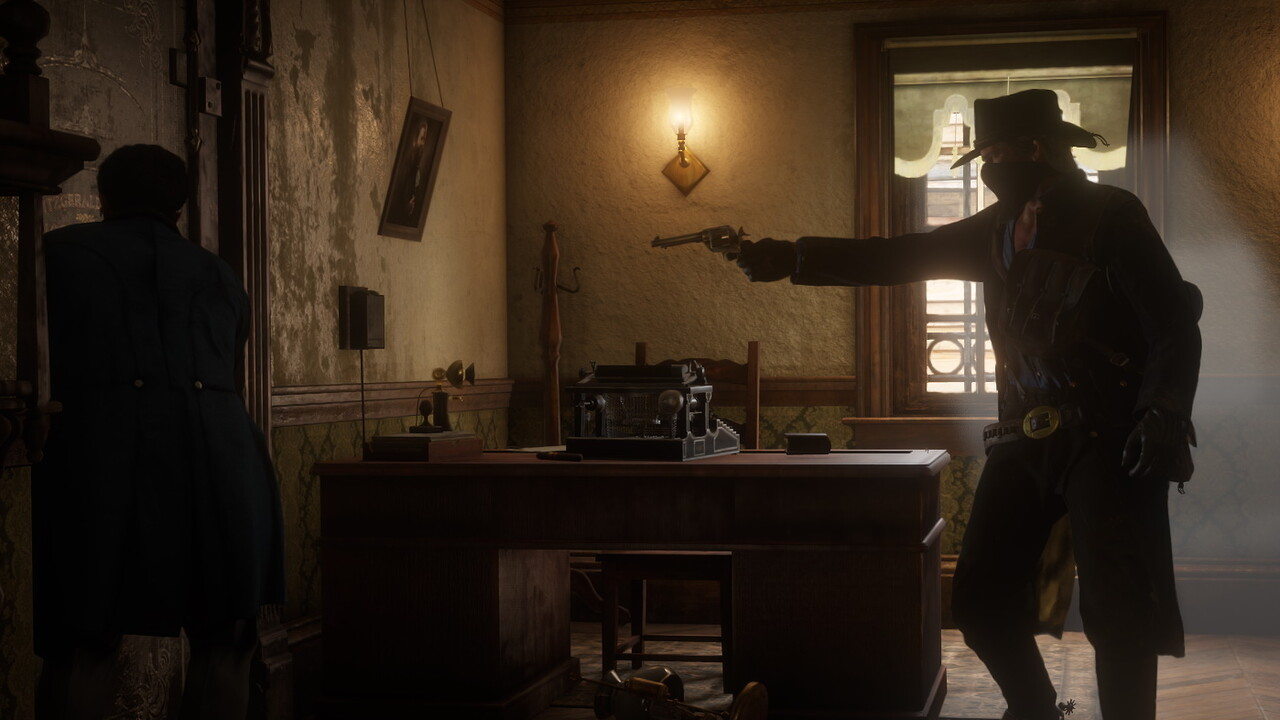 Red Dead Redemption 2: Ausgebaut wird aktuell nur der Online-Modus
