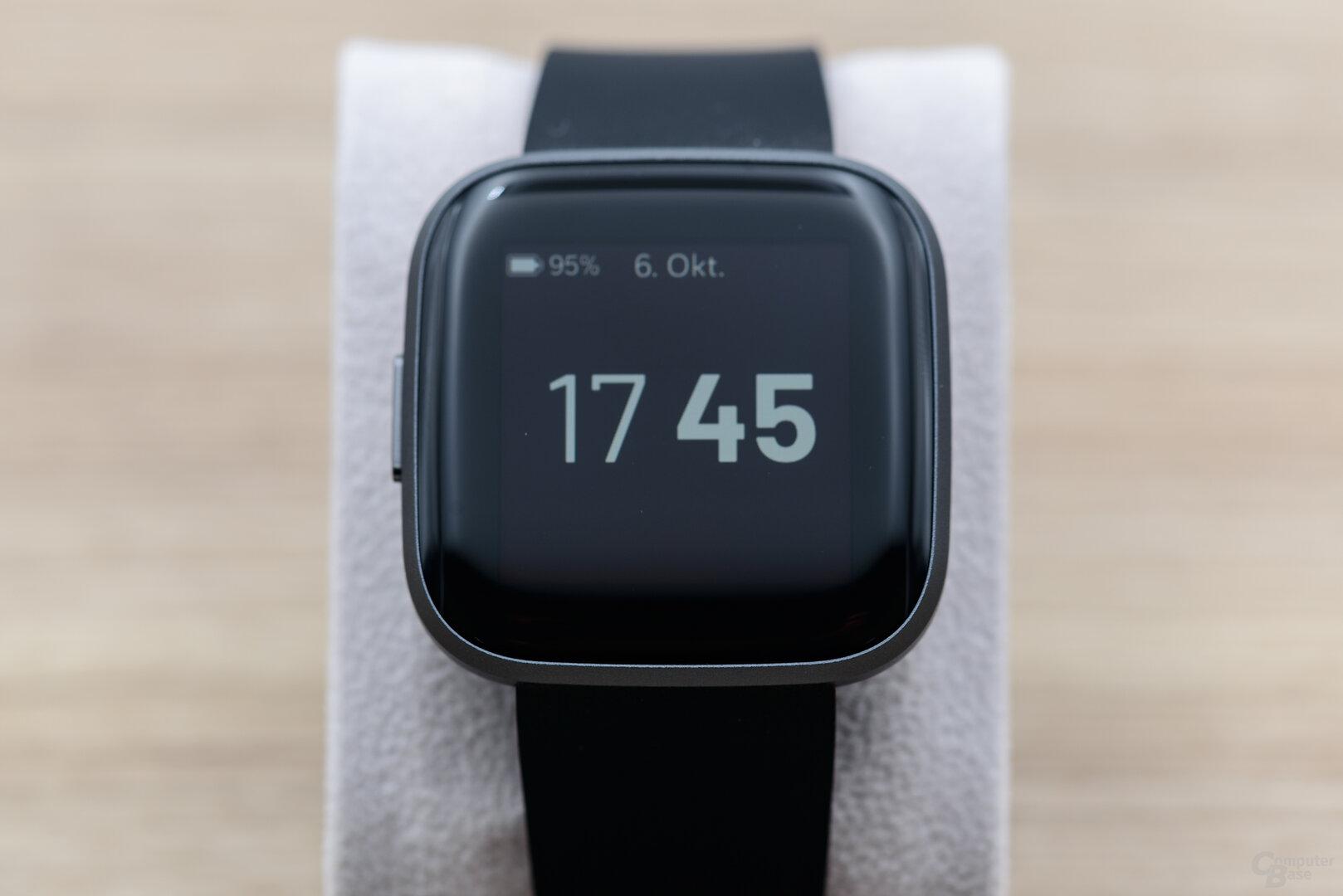 Fitbit Versa 2: Always-On-Ansicht