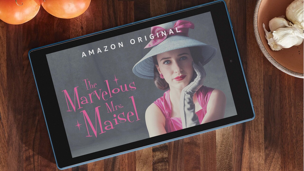 Amazon-Tablet: Neues, schnelleres Fire HD 10 – auch als Kids Edition