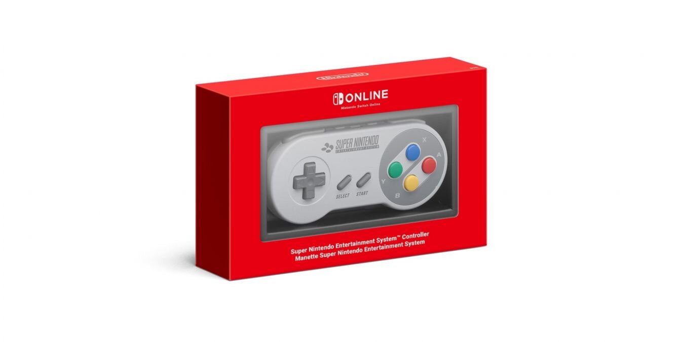 Nintendo Switch – SNES-Controller