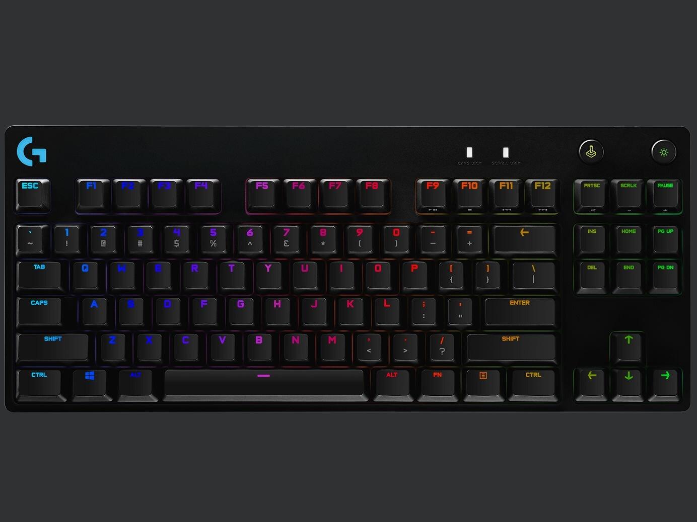 Logitech Pro (X) Keyboard