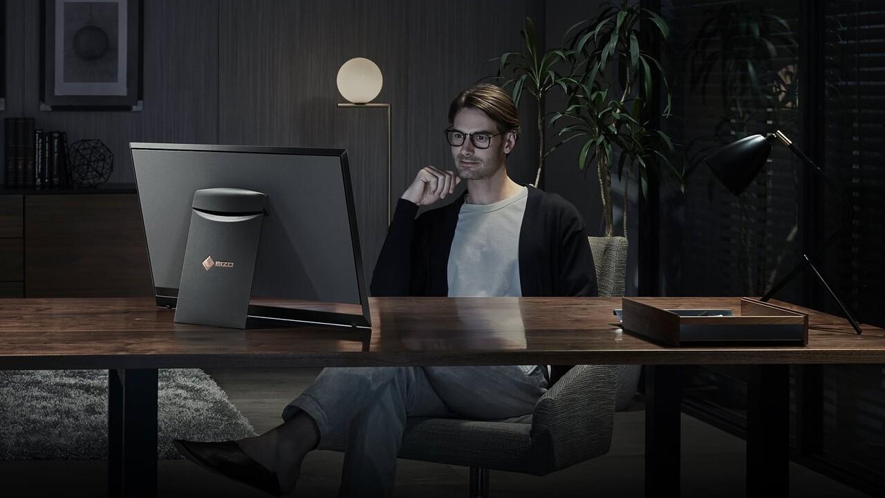 Foris Nova: Eizo kündigt limitierten 4K-OLED-Monitor an