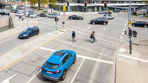 5G in Ingolstadt: Audi und Telekom bauen digitale Verkehrsinfrastruktur