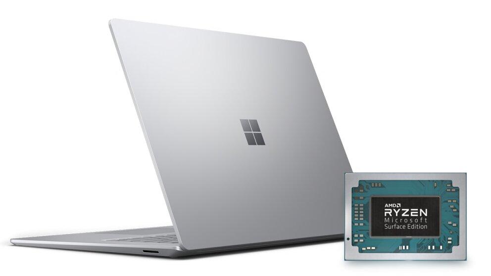 Microsoft Surface Laptop 3 mit AMD Ryzen