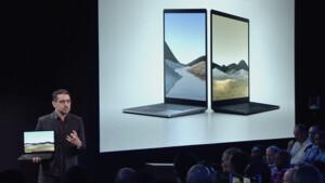 Surface Laptop 3: Microsoft verbaut erstmals AMD-Ryzen-Prozessoren