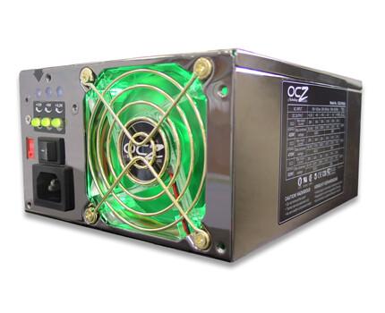 600 Watt PowerStream-Netzteil von OCZ