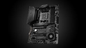 Mainboard: MSI MEG X570 Unify kommt ohne RGB aus