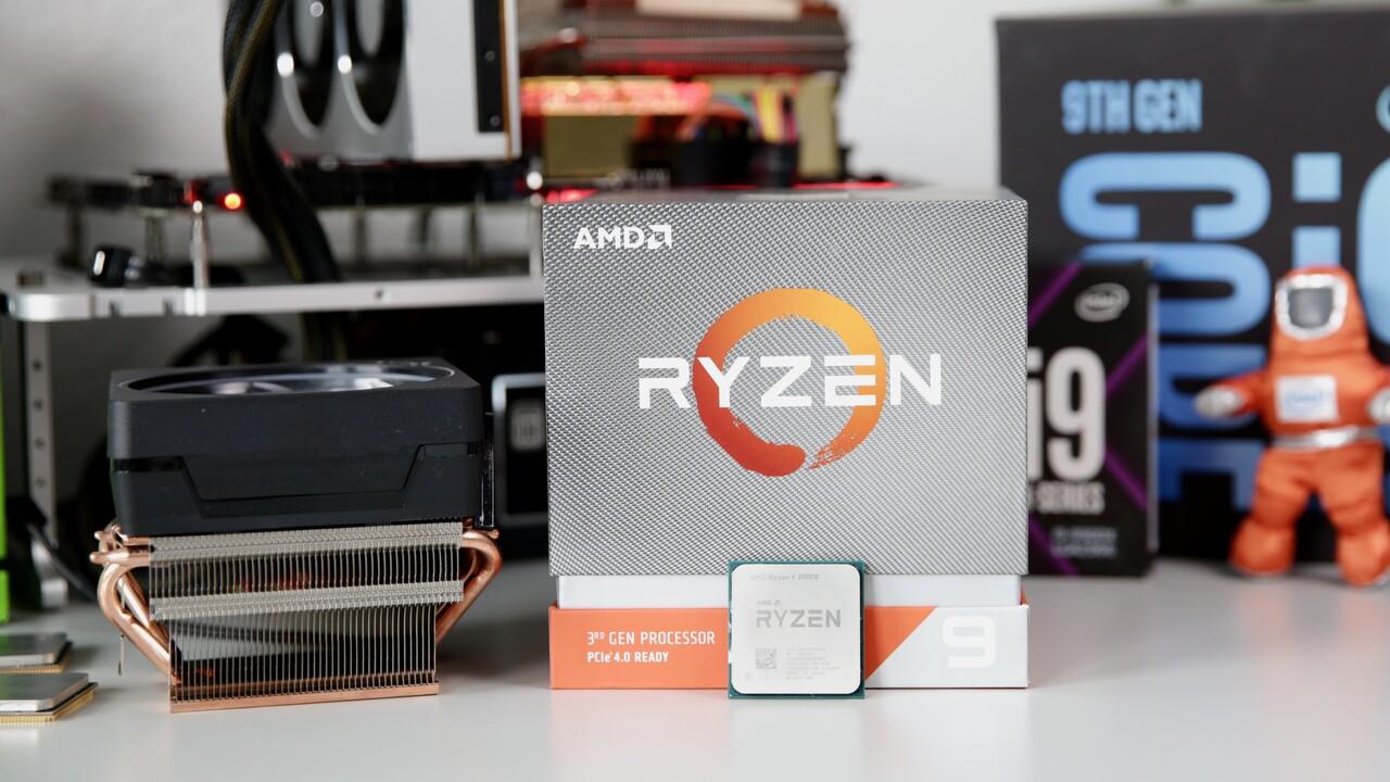 AMD Ryzen 9 3900: Unveröffentlichte CPU stellt Rekorde auf