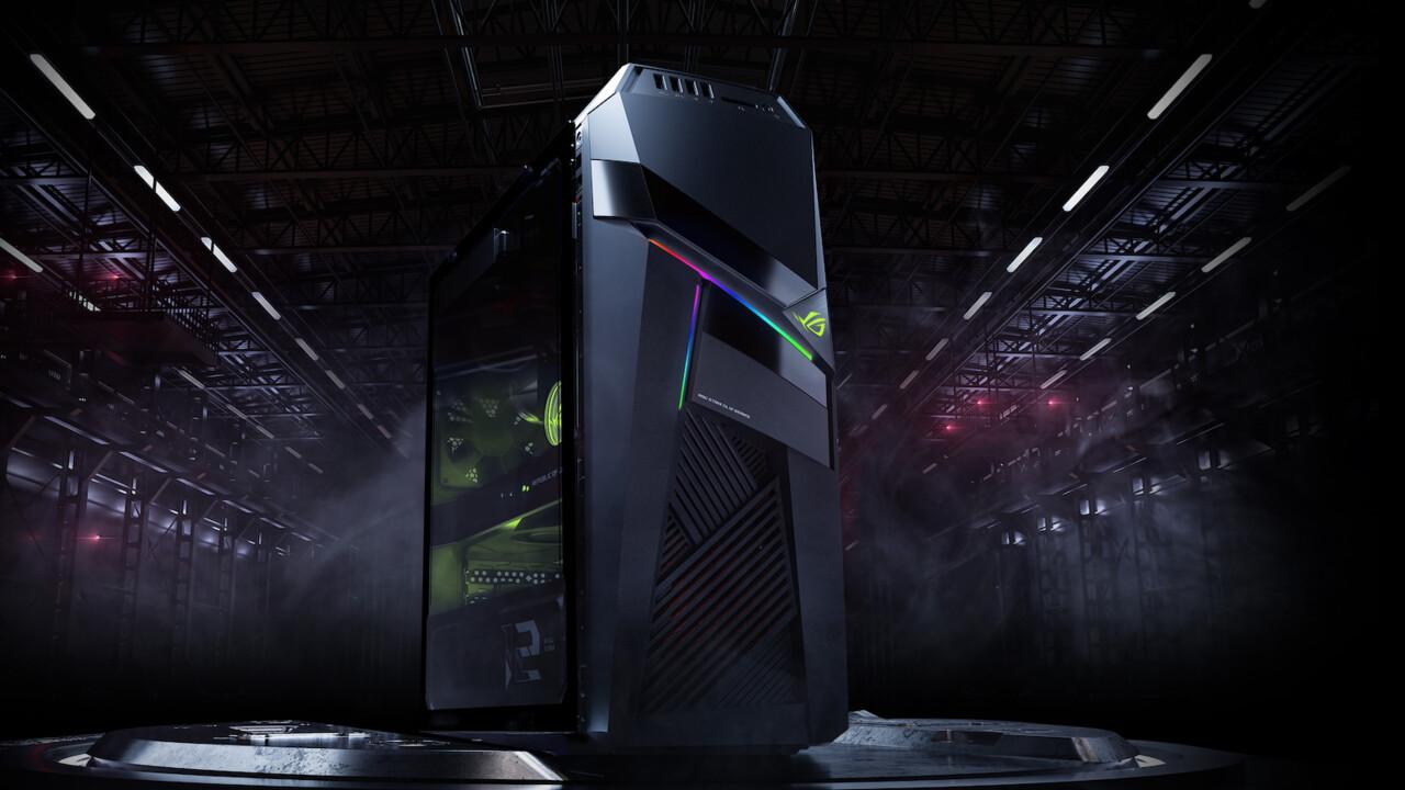 Gaming-PCs von Asus: ROG Huracan G21 mit i7-9700K & RTX 2070 im 13l-Gehäuse