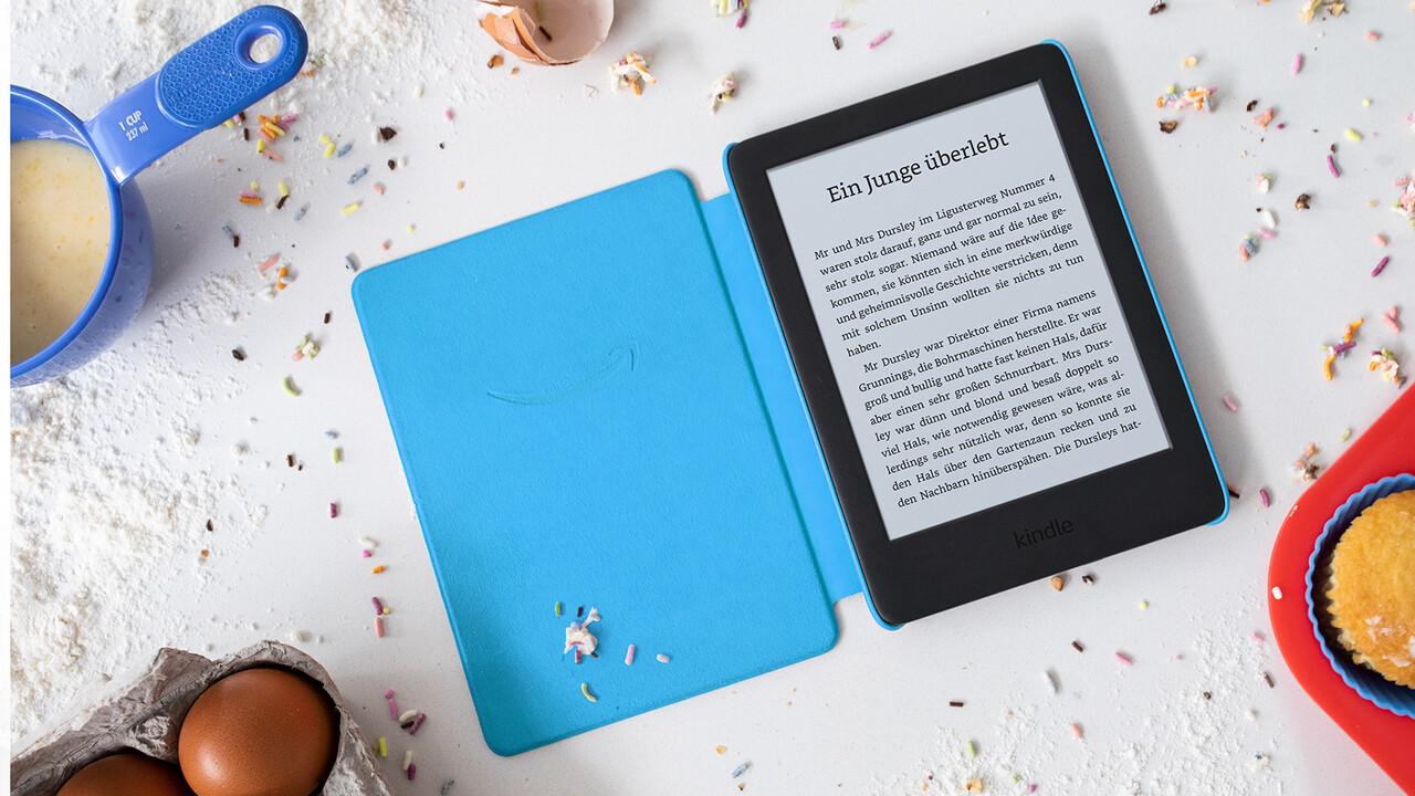 Kindle Kids Edition: Amazons erster E-Book-Reader speziell für Kinder