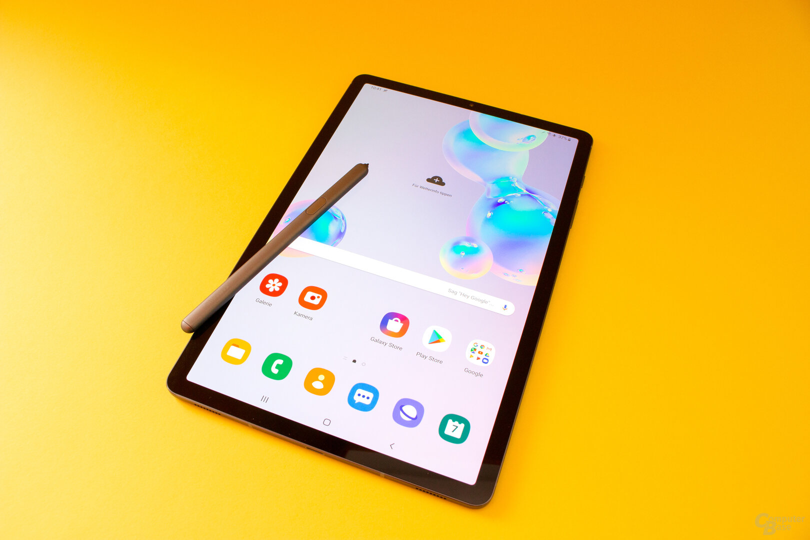 Samsung Galaxy Tab S6 im Test