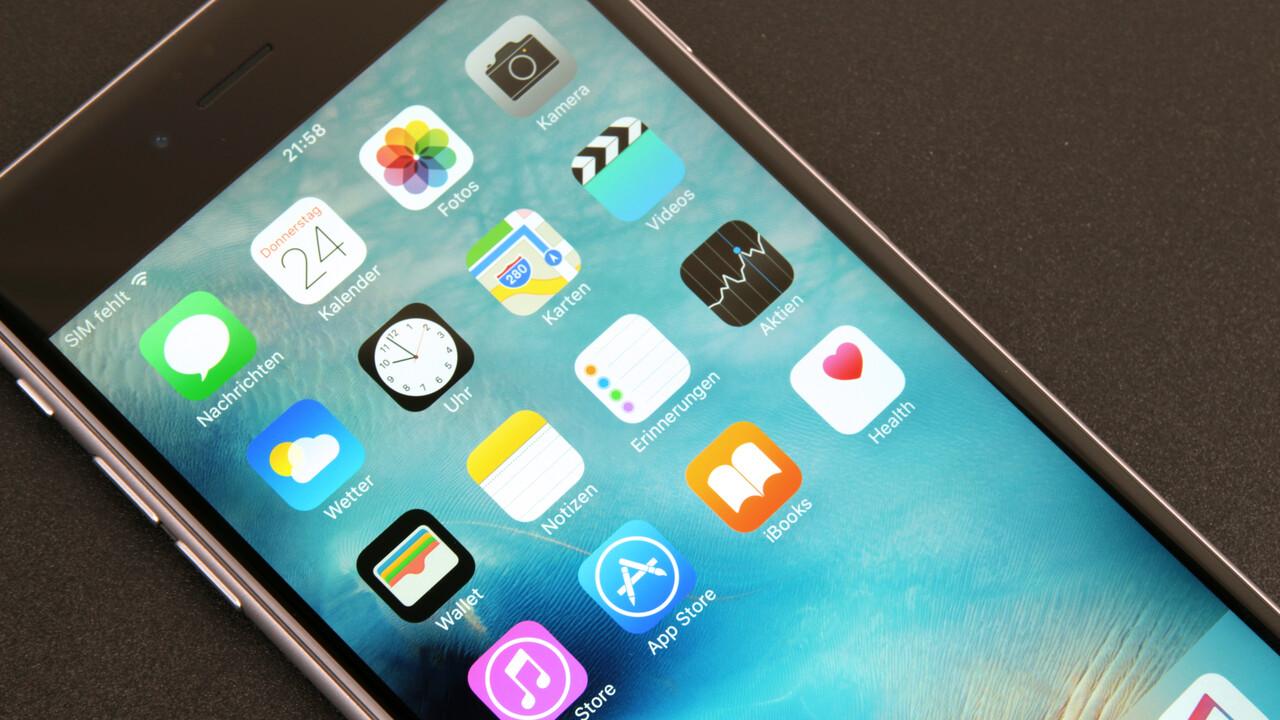 Apple iPhone 6s (Plus): Serviceprogramm für Stromversorgungsproblem