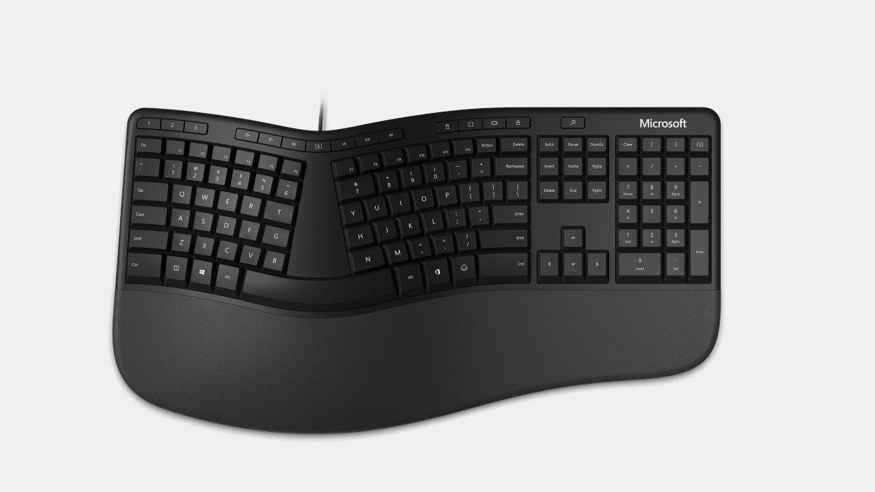 Microsoft Ergonomic Keyboard (2019)