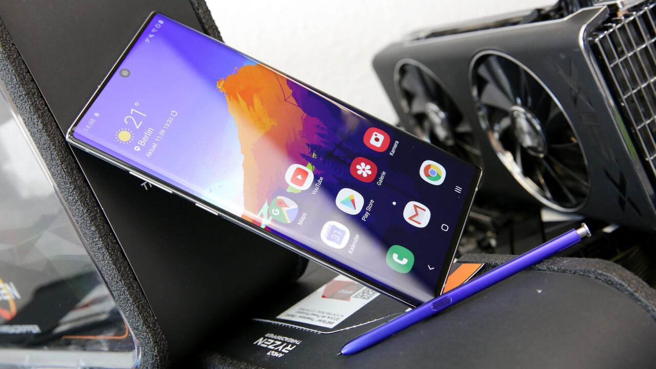 Quartalszahlen: Samsung-Smartphones federn das Speichergeschäft ab