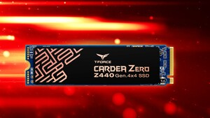 Cardea Zero Z440: Team Groups PCIe-4.0-SSD mit Graphen-Kupfer-Folie