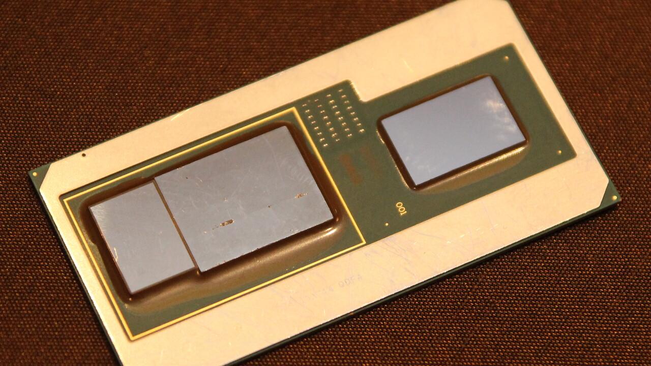 Multi-Chip-Prozessor: Intel stellt Kaby Lake-G mit AMD-GPU ein