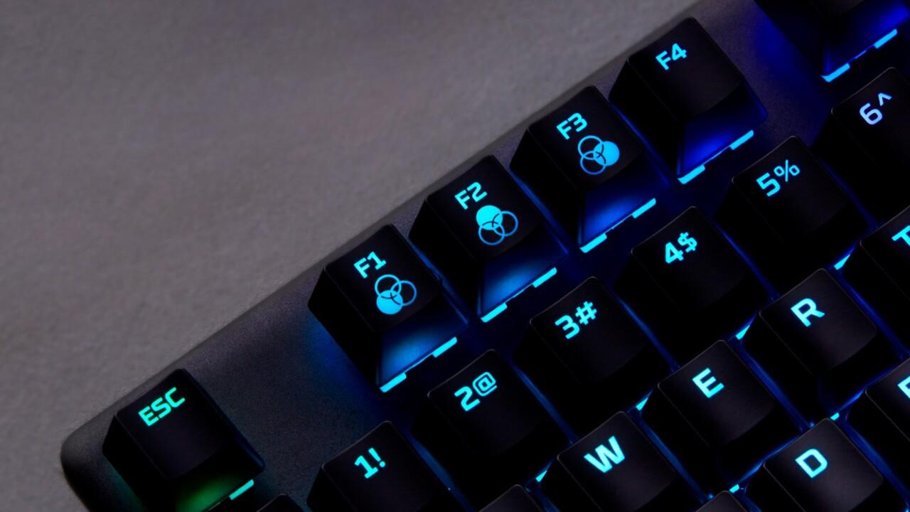 Alloy Origins: HyperX bietet erste Tastatur mit eigenen Schaltern an