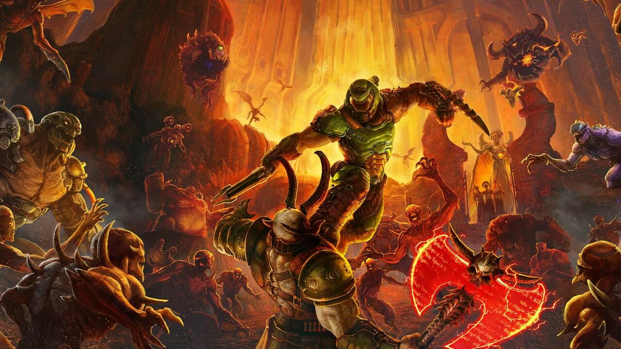 id Software: Doom Eternal erscheint erst im März 2020