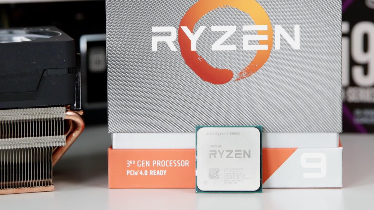 Für OEMs und China: AMD macht Ryzen 9 3900 und Ryzen 5 3500X offiziell