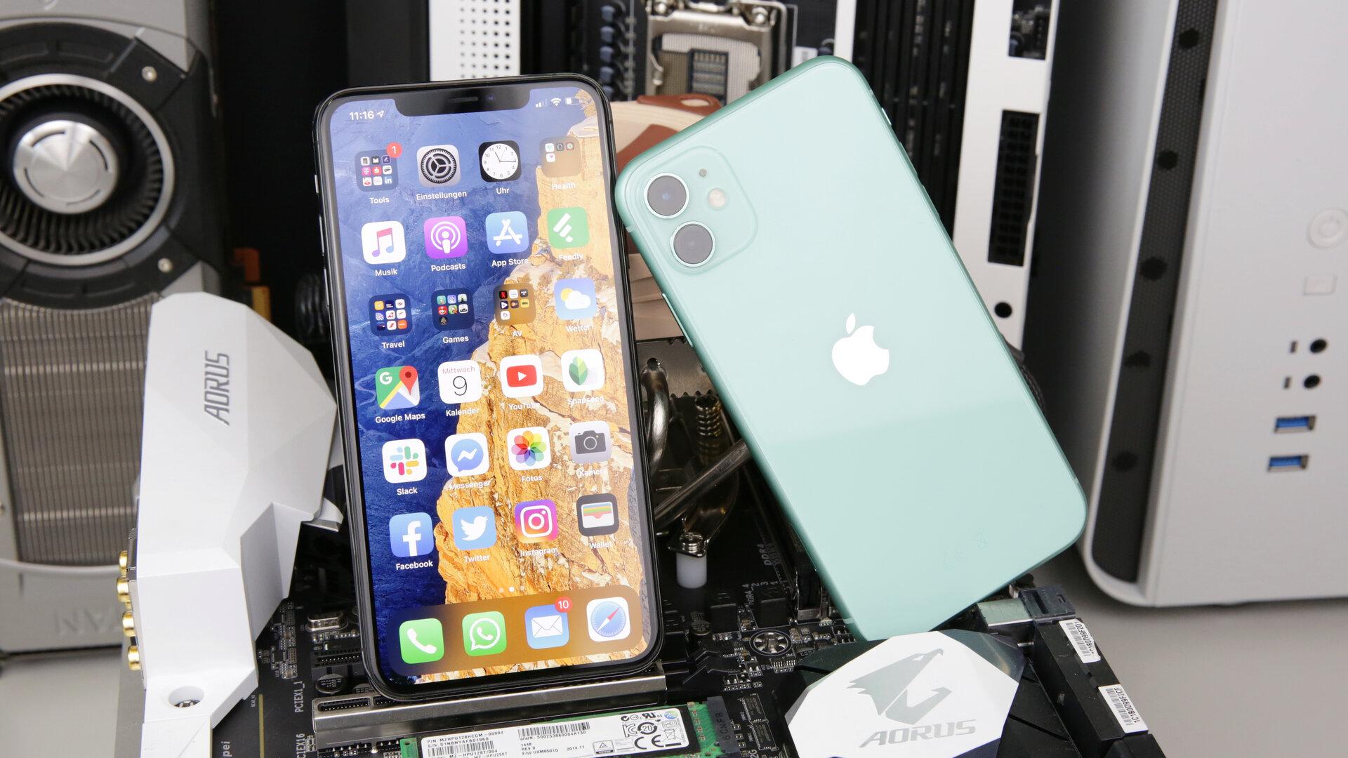 Apple iPhone 11 (Pro Max) im Test